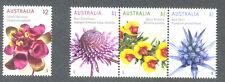 Australia- Wildflowers mnh set gummed-