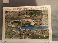 Munich Olympics 1972 mint never hinged Stamps sheet    R22921
