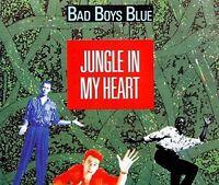Bad Boys Blue Jungle in my heart (1991) [Maxi-CD]