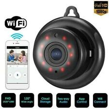 1080P Wireless WiFi CCTV Indoor/Outdoor HD MINI IP Camera CAM Home Security IR