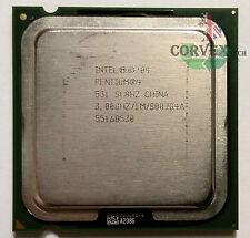Intel Pentium 4 531 Ht 3.0 ghz / 775 / Fsb 800 Mhz / Prescott / L2 1mb / sl8hz