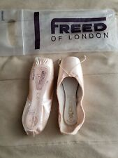 Special Maker Anchor Freed of London pointe shoes