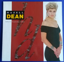 Hazell Dean: Who's Leaving Who (Bob's Tambourine Mix), Maxi 12""