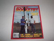 High Power Rocketry Vol. 9 No. 3 June 1994