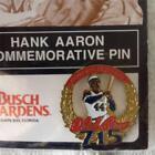 Внешний вид - FLORIDA MARLINS HANK AARON PIN SGA 4/8/1999 COMMEMORATIVE STADIUM GIVEAWAY miami