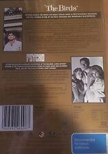 Hitchcock The Birds / Psycho 2-Disc Set Region 4 DVD Like New