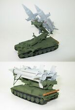 SA-4 Ganef 2P24 Flugabwehrraketen-Komplex 2K11 Krug 2M8 1965 NVA UdSSR - 1:87 H0
