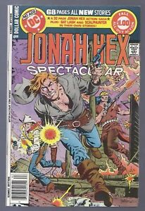 Bronze Age Key DC Special Series #16 Death Jonah Hex Spectacular Fall 1978 Scan