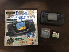 Sega Game Gear Difetto Audio Video