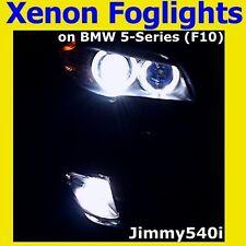 """XENON FOGLIGHTS"" for 2011/12/13/14/15/2016 BMW 528i(F10)5-Series 528 Jimmy540i"