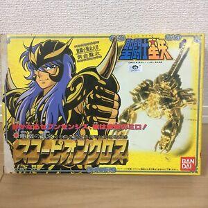 Saint Seiya Gold Cloth Scorpion Miro Action Figure 1987 Vintage Anime Bandai