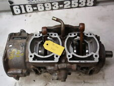Ski Doo 470 Rotax 467 L/C Formula MX LT Rotax Snowmobile Engine Crankshaft Cases