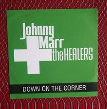 Promotional CD - Johnny Marr + The Healers, Down On The Corner - Shock