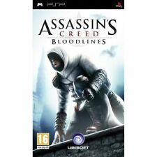 Jeu Sony PSP Playstation ASSASSIN'S CREED BLOODLINES + Notice