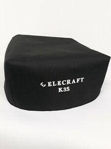 Elecraft K3/K3S dust cover black colour