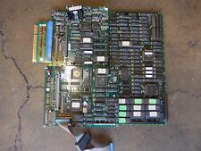 MOTO FRENZY ATARI JAMMA  ARCADE GAME PCB board w104