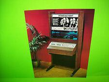 Bio-Rhythm ZX-1040 BIO COMPUTER Astrology NOS Fortune Teller Machine Sales Flyer