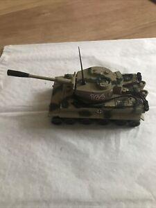 Vintage Corgi Toy 900 Tiger Tank MK1