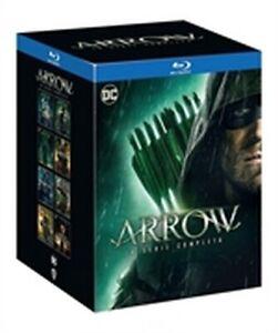 Arrow - La Serie Completa - Stagioni 1-8 (30 Blu-Ray - ITA ORIGINALE SIGILLATO -