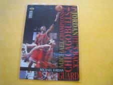 Michael Jordan 1995 Upper Deck Collectors Choice #M1