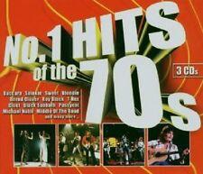 NO.1 HIT OF THE 70S 3 CD BOX MIT BLONDIE UVM NEW+