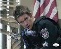 Ethan Hawke autographed signed auto Assault on Precinct 13 8x10 movie photo JSA