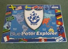 Blue Peter Explorer Official Board Game. VGC