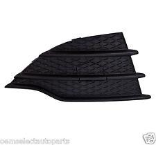 OEM NEW 2013-2014 Ford Escape Outer Front LEFT Grille Bumper Trim- Satin Black