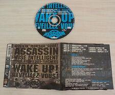 RARE CD MAXI SINGLE WAKE UP - ASSASSIN 7 TITRES 1998 (NO BOX SANS BOITIER)