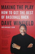 NEW Making The Play by Dave Winfield (2008, Paperback) B1958