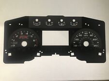 2011-14 Ford F150 FX4 V6 3.5L V8 5.0L Speedometer Faceplate MPH