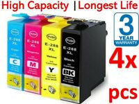 4x 288XL 288 XL Generic Ink Cartridge for Epson Expression XP240 XP340 XP344 440