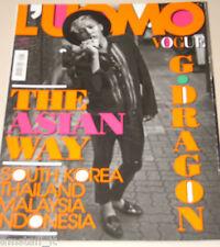 L'UOMO VOGUE MAGAZINE=2013/445=G-DRAGON=THE ASIAN WAY=