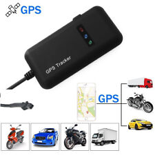 Car Vehicle TK110 Quad Band GSM GPRS GPS Tracker Tracking Device Anti-Theft Kit