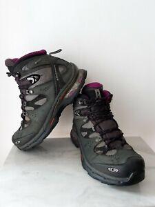 Salomon Goretex Women's Walking Boots Size UK 7