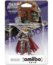 Nintendo Amiibo Super Smash Bros Colección (No 41) Ganondorf - WII U 3ds NUEVO