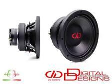 Digital Designs VO-W10 COASSIALE Mid woofer 25 cm + DRIVER VO-CT45 DD design