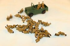Dinky Toys Soldiers which fit in Dinky army cars in near mint condition €10 EACH