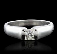 Wedding Solitaire Precious Metal Rings without Stones