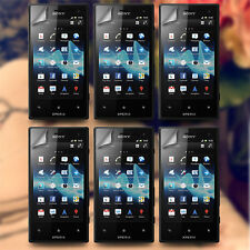 Lot 6X Clear LCD Touch Screen Protector Guard Film For Sony Xperia Acro S LT26w