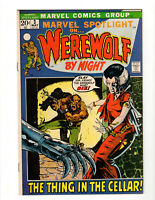 Marvel Spotlight 3 Werewolf by Night 2nd app CLASSIC Ploog art RARE