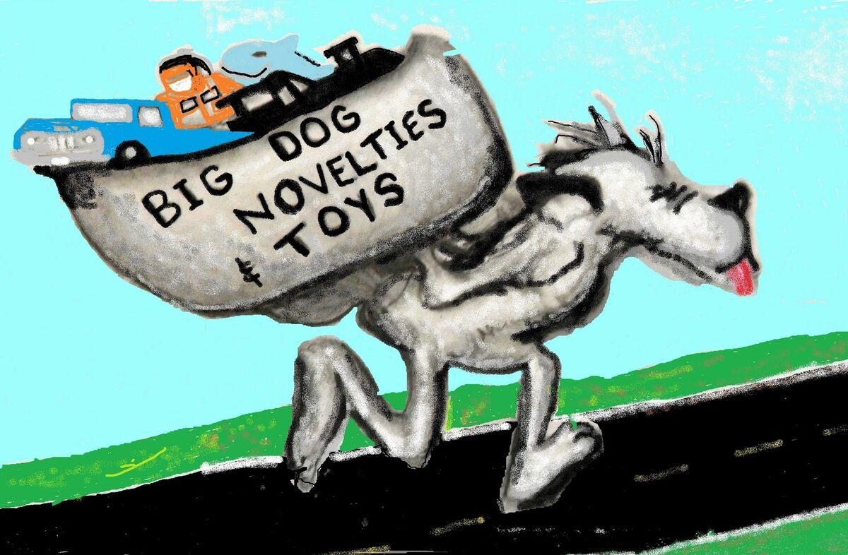 Big Dog Novelties