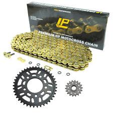 Gold X-Ring Chain For Honda CBR1000 FK,FL,FM,FN,FP,FR,FS 89-95 530x114
