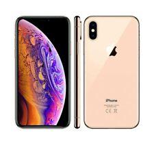 APPLE IPHONE XS 64GB GOLD RICONDIZIONATO GRADO A + GARANZIA 12 MESI, ACCESSORI
