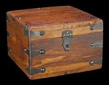 MEDIEVAL Cofre De Madera - Rectangular - Caja, embalaje Caja adorno