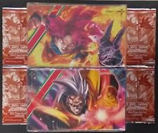 DragonBall Super Series 2&3 Gift Box Set! +4 Colossal Warfare Dash Packs