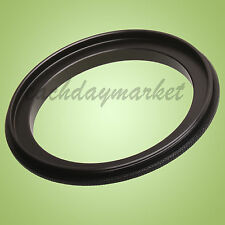 49mm-49mm 49-49 mm Male to Male Double Lens Coupling reverse macro Adapter Ring