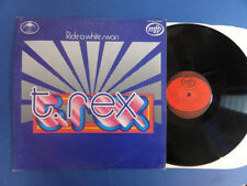 T-REX  RIDE A WHITE SWAN MFP UK LP VG/EX