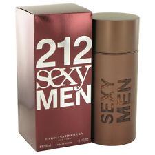 212 Sexy by Carolina Herrera 3.3 oz EDT Cologne Spray for Men New in Box