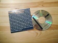 CD POP Karin Bloemen-het Dorp (2 Song) MCD Epic/Sony Music